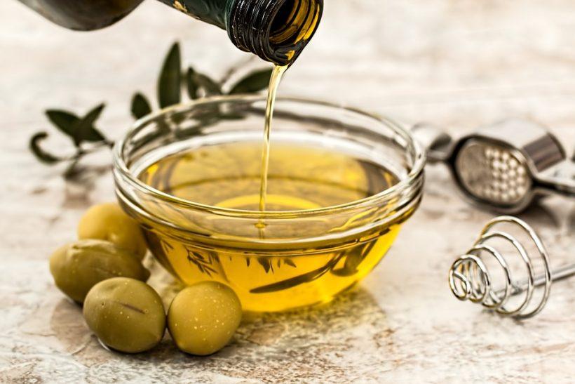 huile d'olive lipides