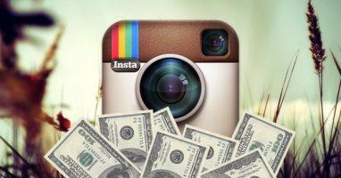 Fitness et argent sur Instagram