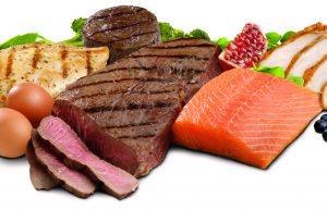 proteines régime prise de masse