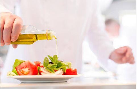 huiles végétales - assaisonnement