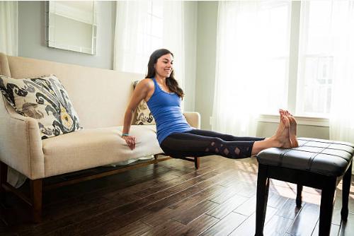 fitness maison - musculation poids de corps
