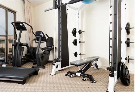 salle de musculation maison