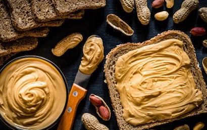 Beurre de cacahuète musculation